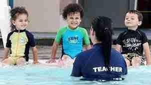 Swim Australia Teacher Course