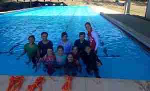 Airlie Beach swim centre Pool safety