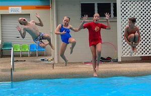 Water safety week - learn to swim