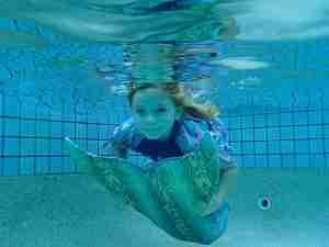 Airlie beach swimming lesson at airlie beach swim centre 5